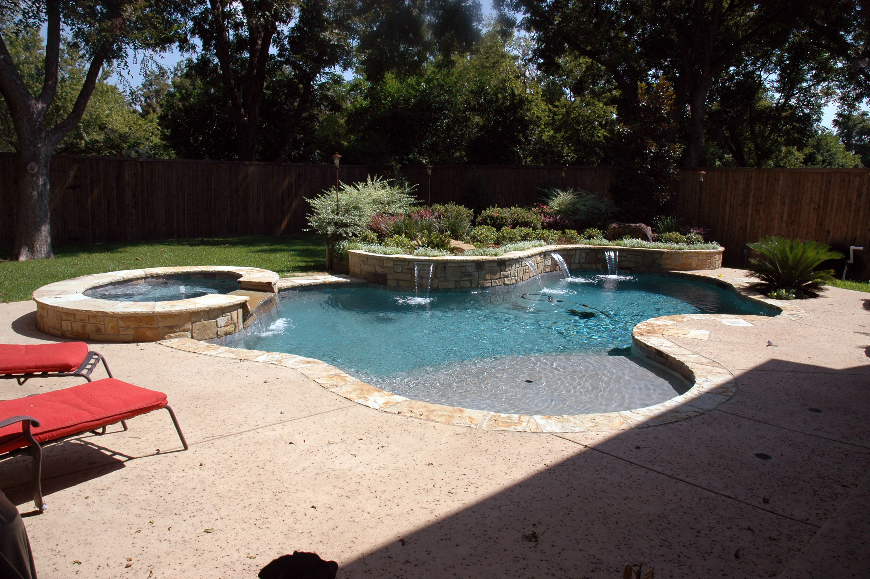 Pool 135