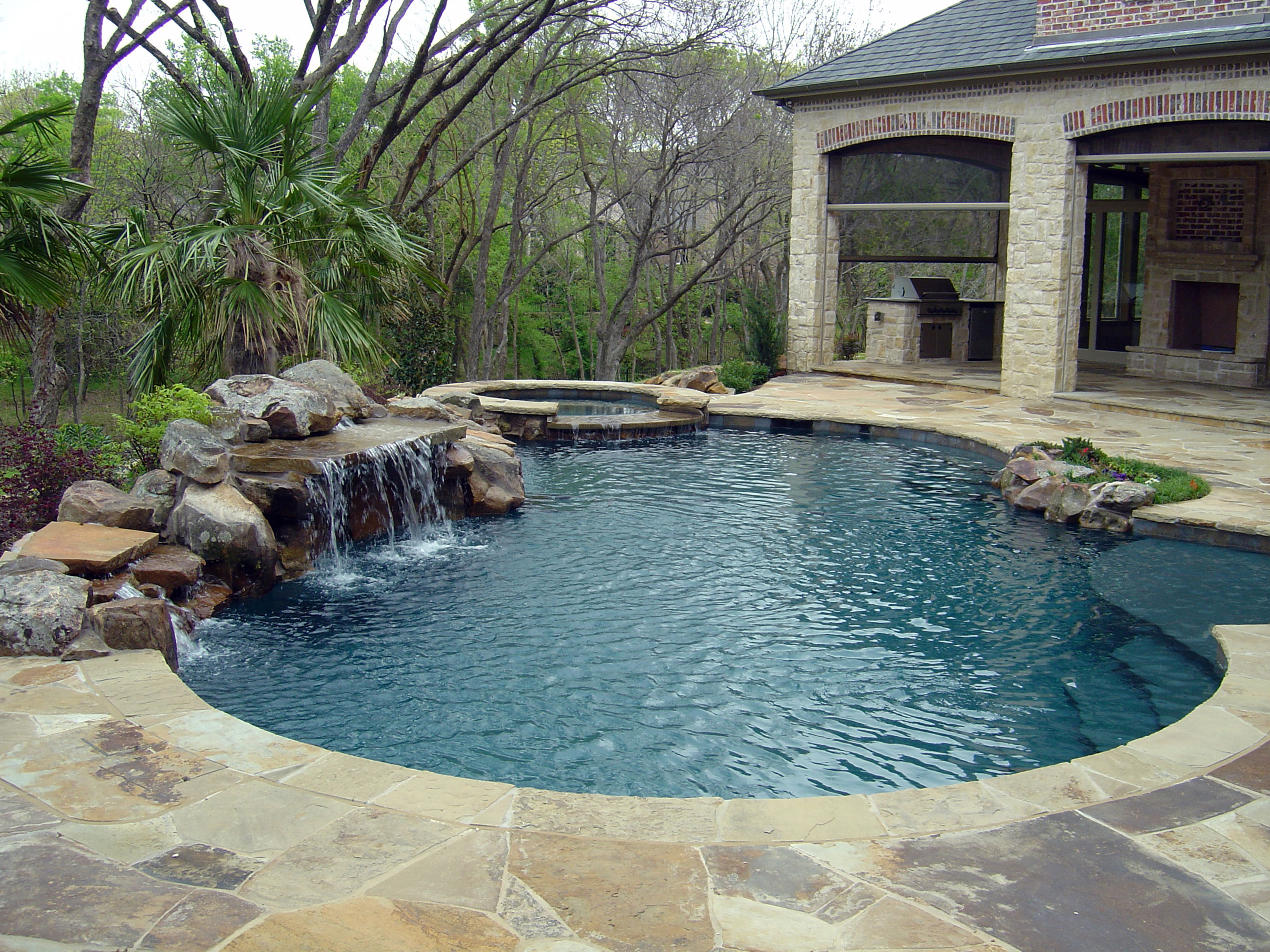 Our Pools Dallas Swimming Pools Pool Contractor